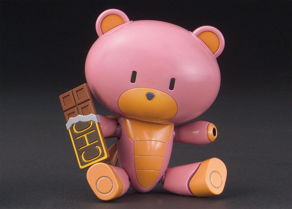 プチッガイ ビタースィートブラウン & チョコレートプラモデル(バンダイHG プチッガイNo.012)商品画像_2