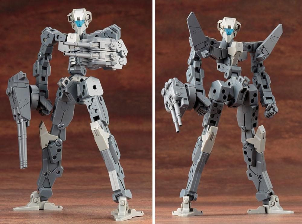 連装砲プラモデル(コトブキヤM.S.G モデリングサポートグッズ ウェポンユニットNo.MW-039)商品画像_2