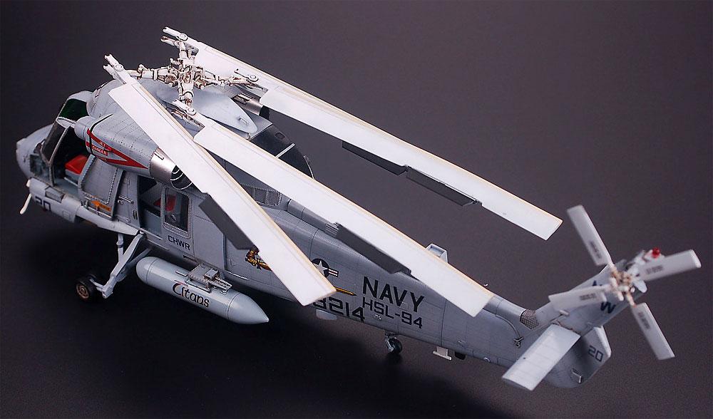 カマン SH-2G スーパー シースプライトプラモデル(キティホーク1/48 ミリタリーNo.KH80126)商品画像_4