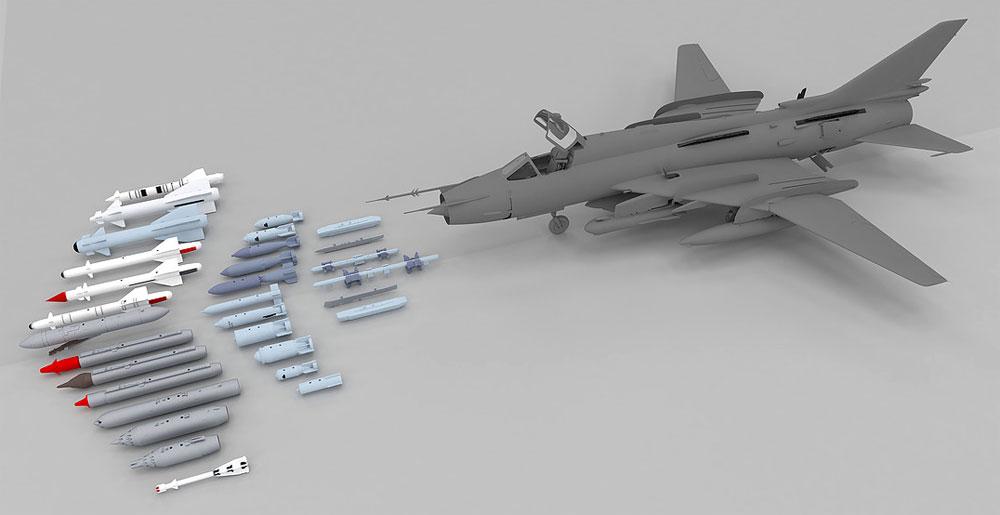ダッソー エタンダール IVP/IVMプラモデル(キティホーク1/48 ミリタリーNo.KH80137)商品画像_2