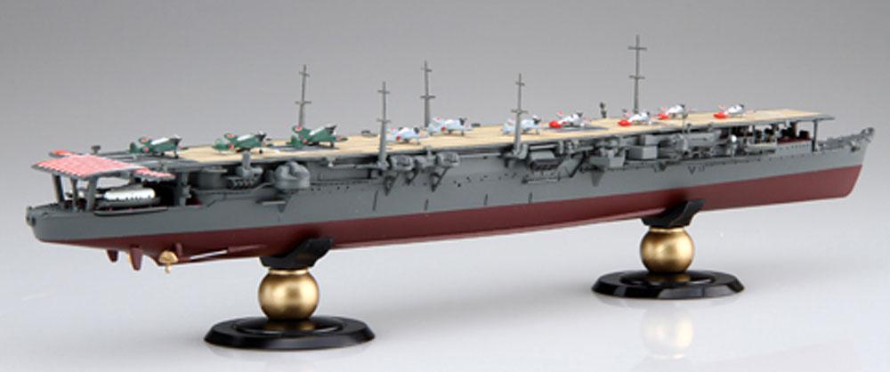 日本海軍 航空母艦 祥鳳 フルハルモデルプラモデル(フジミ1/700 帝国海軍シリーズNo.038)商品画像_2