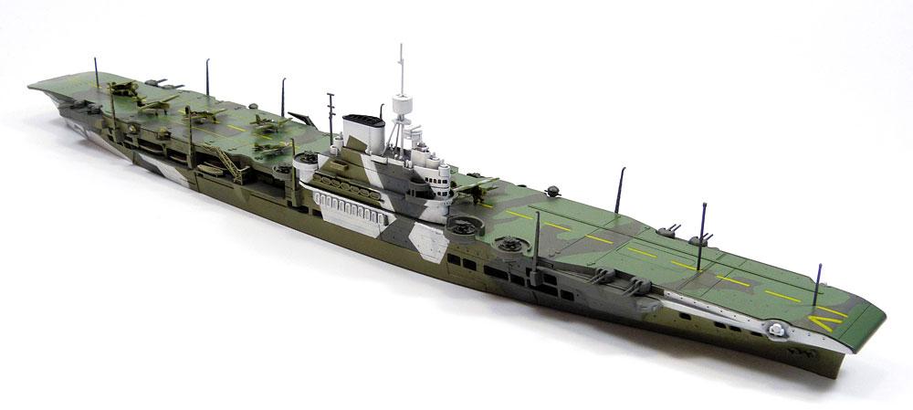 英国海軍 航空母艦 ビクトリアスプラモデル(アオシマ1/700 ウォーターラインシリーズNo.717)商品画像_2