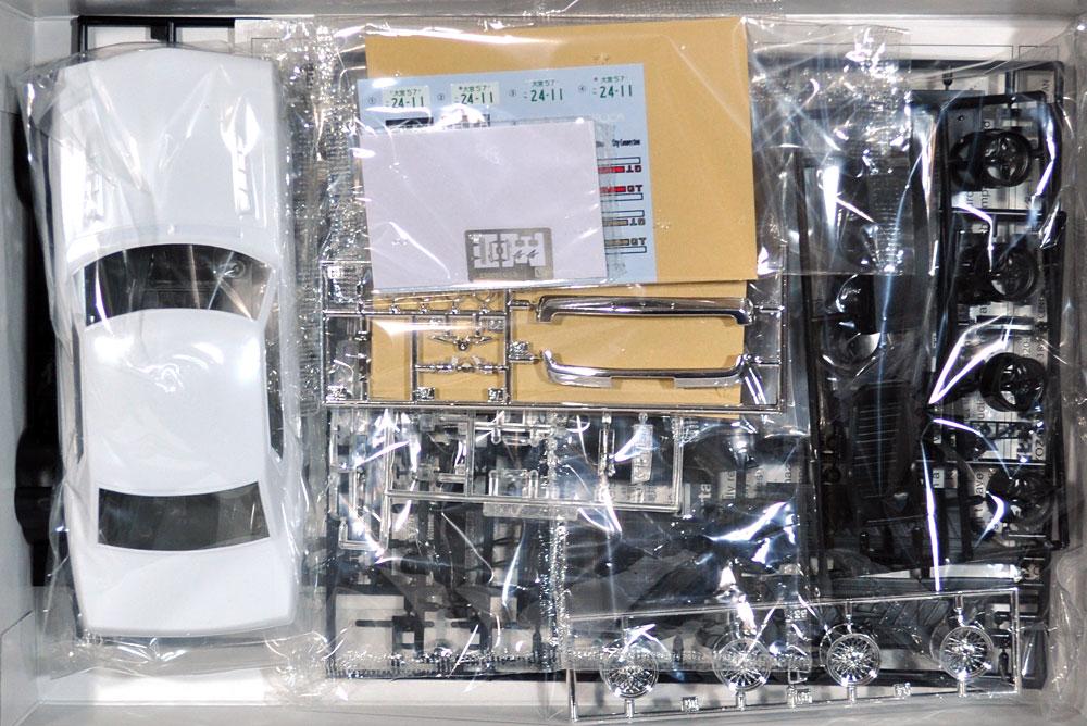 トヨタ TA22 セリカ 1600GT '72プラモデル(アオシマ1/24 ザ・モデルカーNo.旧036)商品画像_1
