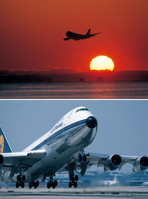 Hello、Goodbye BOEING 747本(イカロス出版ミリタリー 単行本No.0282-4)商品画像_2