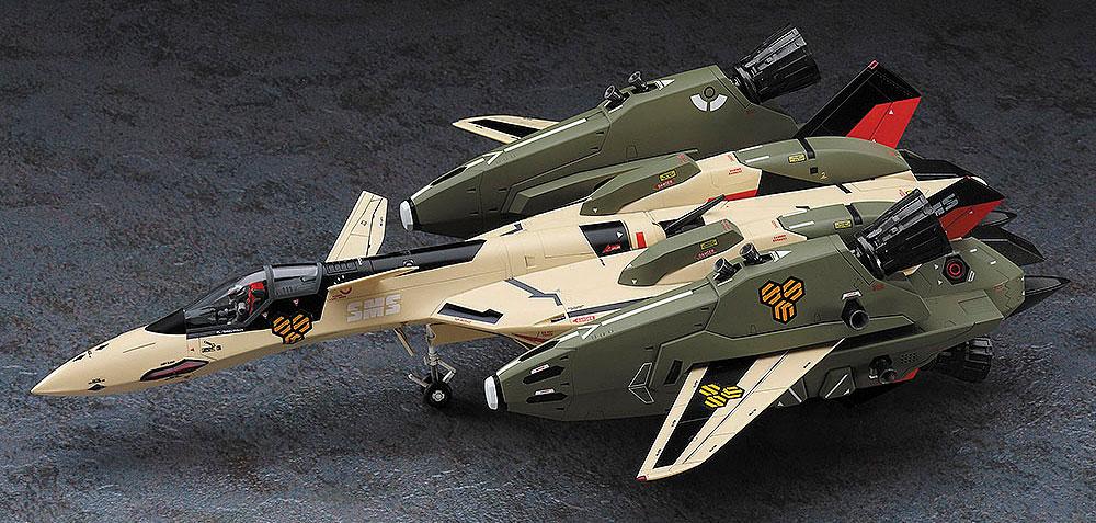 VF-19EF/A イサム・スペシャル マクロスFプラモデル(ハセガワ1/72 マクロスシリーズNo.65836)商品画像_2