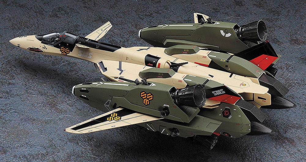 VF-19EF/A イサム・スペシャル マクロスFプラモデル(ハセガワ1/72 マクロスシリーズNo.65836)商品画像_3
