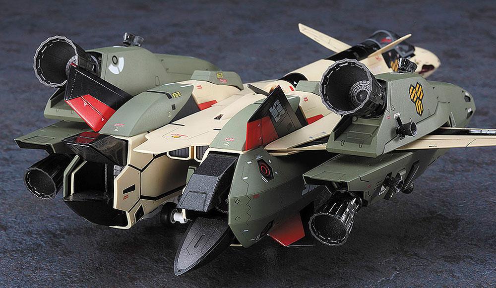 VF-19EF/A イサム・スペシャル マクロスFプラモデル(ハセガワ1/72 マクロスシリーズNo.65836)商品画像_4