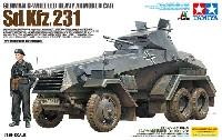 ドイツ 6輪装甲車 Sd.Kfz.231