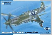 スペシャルホビー1/48 エアクラフト プラモデルスーパーマリン シーファイア Mk.3 太平洋戦