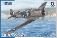スペシャルホビー1/48 エアクラフト プラモデルCAC CA-9 ワイラウェイ
