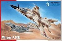 スペシャルホビー1/72 エアクラフト プラモデルミラージュ F.1CR