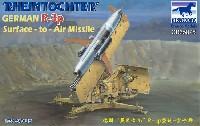 ブロンコモデル1/35 AFVモデルドイツ ライントホター R-3p 地対空ミサイル発射機