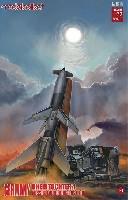 モデルコレクト1/72 AFV キットドイツ ライントホター 1 ミサイル w/発射台