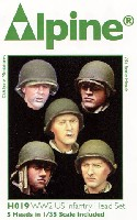 WW2 アメリカ歩兵 ヘッドセット