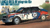 ランチア デルタ HF インテグラーレ 16v 1991 1000湖ラリー