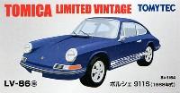 ポルシェ 911S (1968年式) (青)