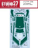 スタジオ27ツーリングカー/GTカー オリジナルデカールランボルギーニ アヴェンタドール ドバイ警察