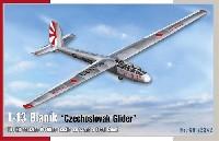 スペシャルホビー1/72 エアクラフト プラモデルチェコ レット L-13 ブラニック グライダー