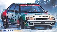 スバル レガシイ RS 1992 スウェディッシュラリー