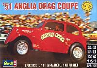 レベルカーモデル'51 アングリア ドラッグ クーペ