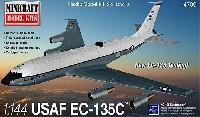 ミニクラフト1/144 軍用機プラスチックモデルキットアメリカ空軍 EC-135C 空中指揮機