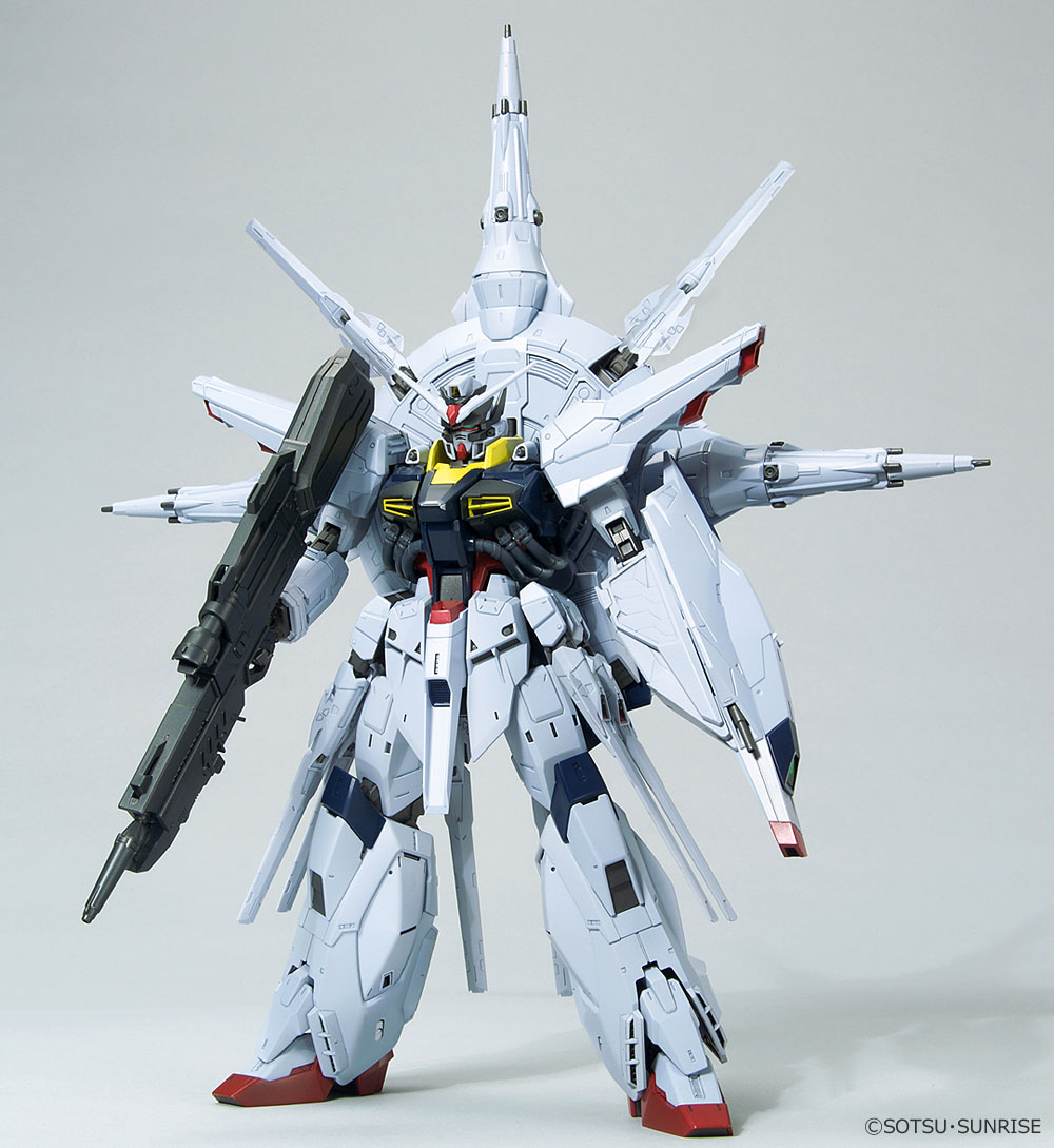 ZGMF-X13A プロヴィデンスガンダムプラモデル(バンダイMG (マスターグレード)No.0215629)商品画像_1