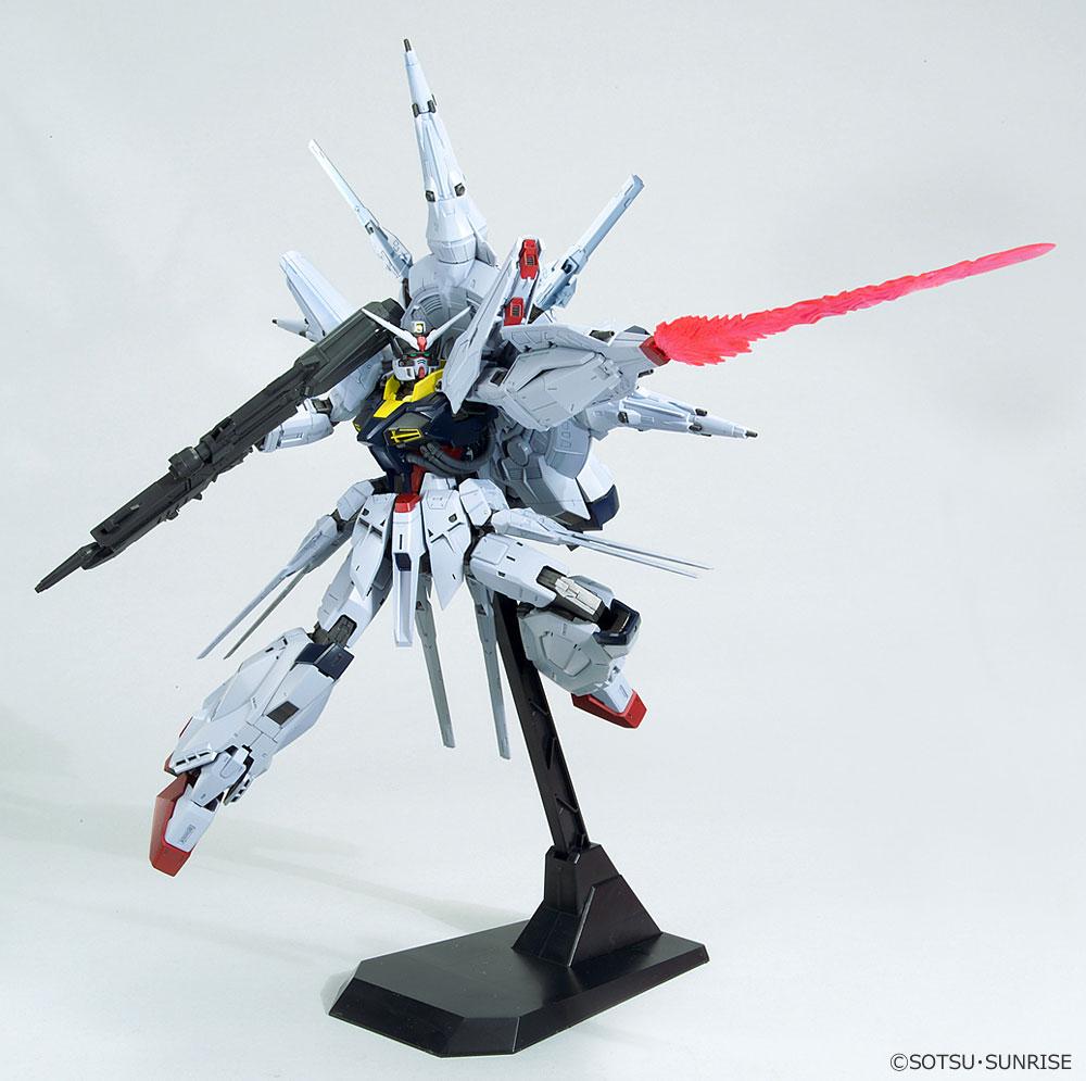 ZGMF-X13A プロヴィデンスガンダムプラモデル(バンダイMG (マスターグレード)No.0215629)商品画像_2