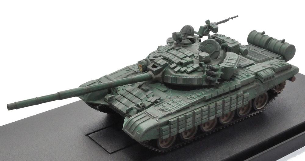 T-72B ERA 迷彩塗装 2010年代完成品(モデルコレクト1/72 AFV 完成品モデルNo.MODAS72049)商品画像_2