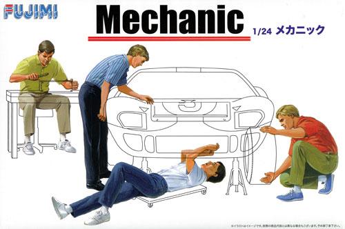 メカニックプラモデル(フジミガレージ&ツールNo.003)商品画像