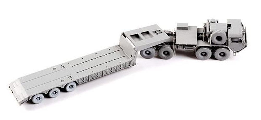 アメリカ M983A2 HEMTT トラクター/w M870A1セミトレーラープラモデル(モデルコレクト1/72 AFV キットNo.UA72083)商品画像_2