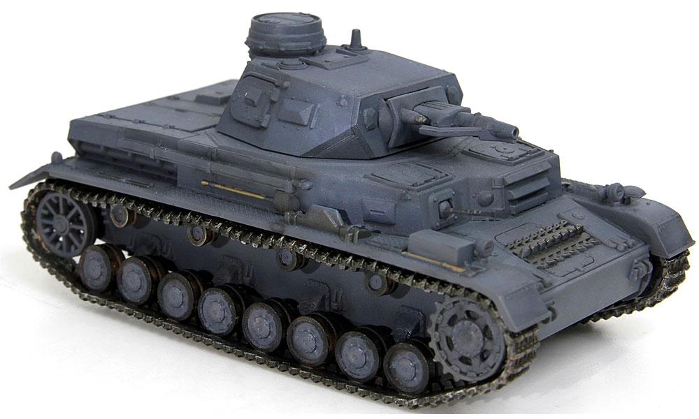 ドイツ 4号戦車D型プラモデル(ドラゴン1/72 ARMOR PRO (アーマープロ)No.7530)商品画像_3