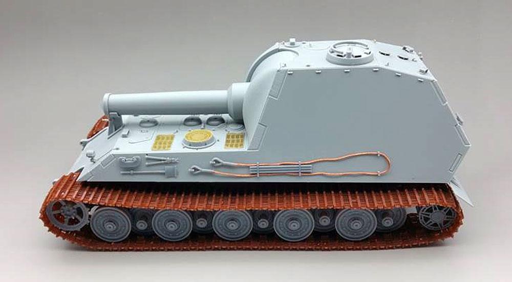 ドイツ 30.5cm 自走砲 ベアプラモデル(アミュージングホビー1/35 ミリタリーNo.35A014)商品画像_3