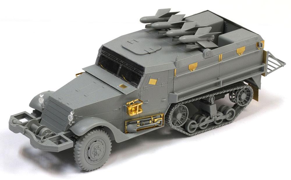 IDF M3ハーフトラック ノール SS-11 対戦車ミサイルキャリアプラモデル(ドラゴン1/35 MIDDLE EAST WAR SERIESNo.3579)商品画像_2