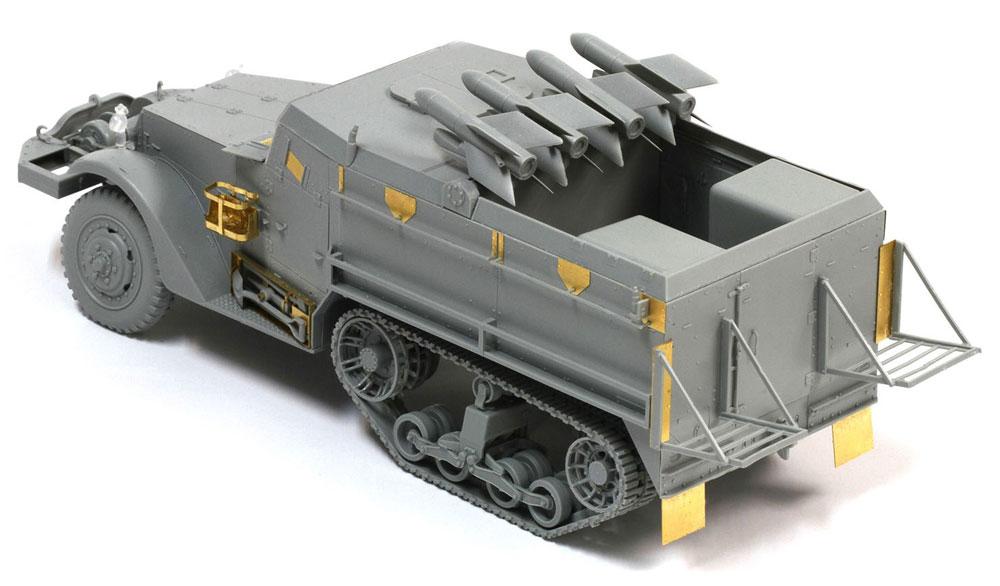 IDF M3ハーフトラック ノール SS-11 対戦車ミサイルキャリアプラモデル(ドラゴン1/35 MIDDLE EAST WAR SERIESNo.3579)商品画像_3