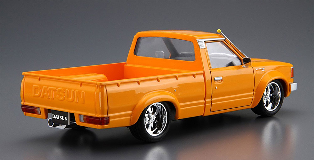 720 ダットサン トラック カスタム '82 (ニッサン)プラモデル(アオシマ1/24 ザ・チューンドカーNo.旧022)商品画像_3