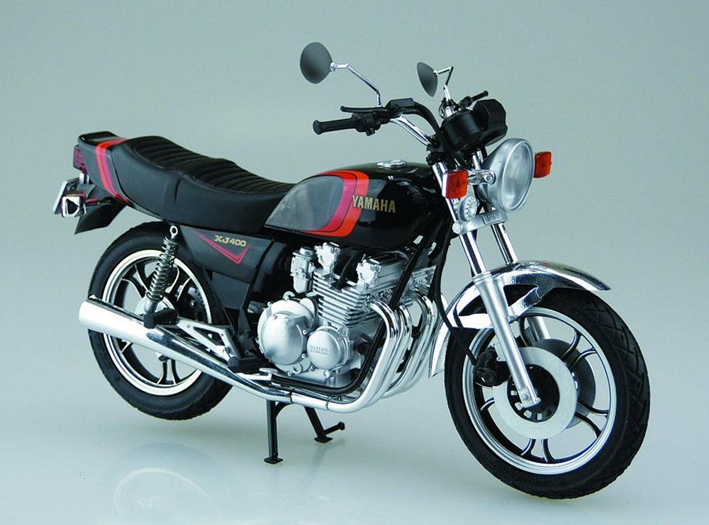 ヤマハ XJ400 1980プラモデル(アオシマ1/12 バイクNo.039)商品画像_2
