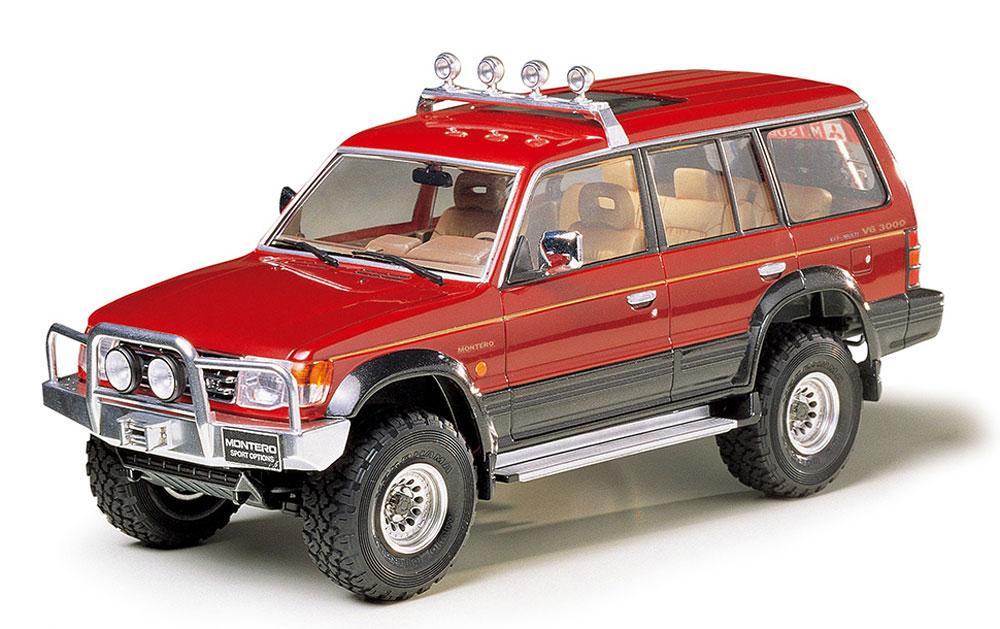 三菱 パジェロ スポーツオプションプラモデル(タミヤ1/24 スポーツカーシリーズNo.124)商品画像_2
