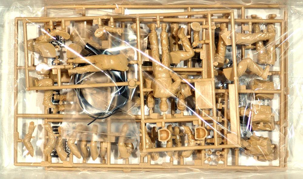 レーシング フィギュア セットプラモデル(ハセガワ1/24 自動車 限定生産No.20295)商品画像_1