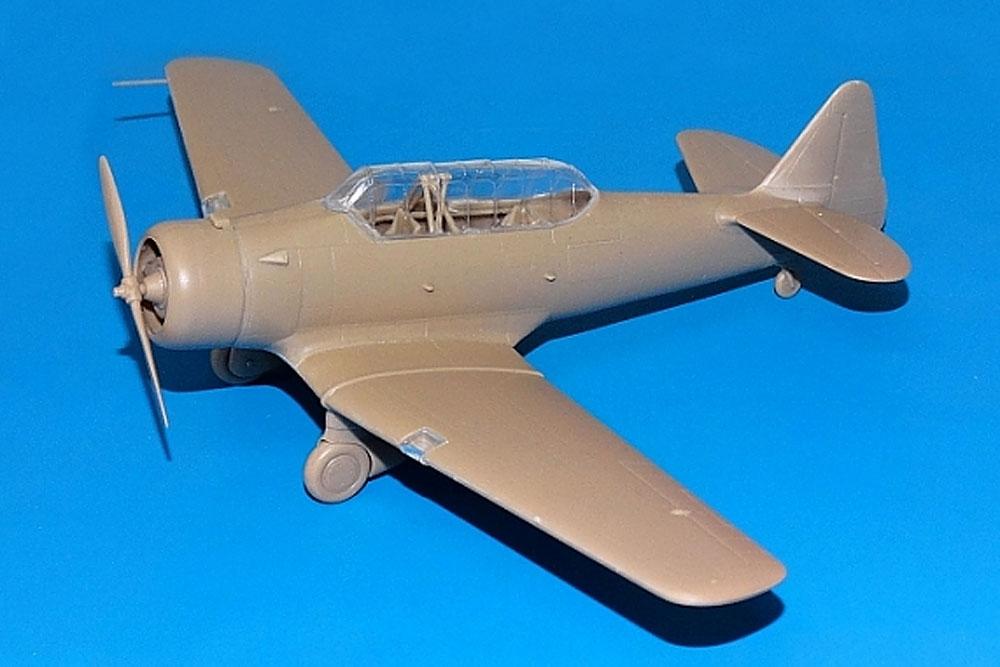 NAA-64 P-2 ノースプラモデル(RSモデル1/72 エアクラフト プラモデルNo.92207)商品画像_3