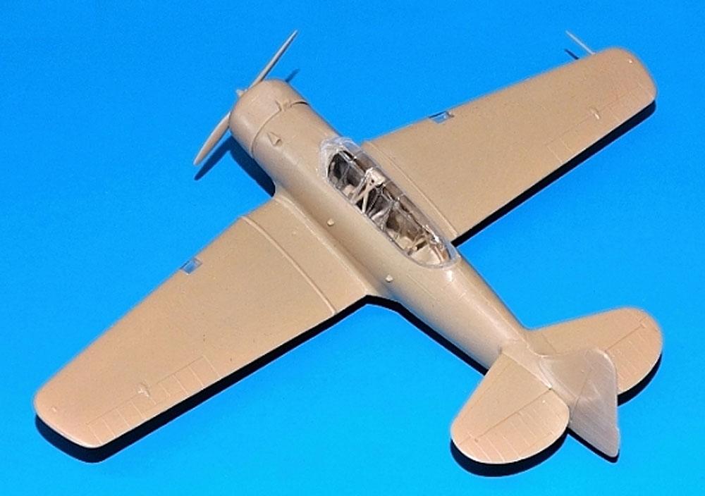 NAA-64 P-2 ノースプラモデル(RSモデル1/72 エアクラフト プラモデルNo.92207)商品画像_4