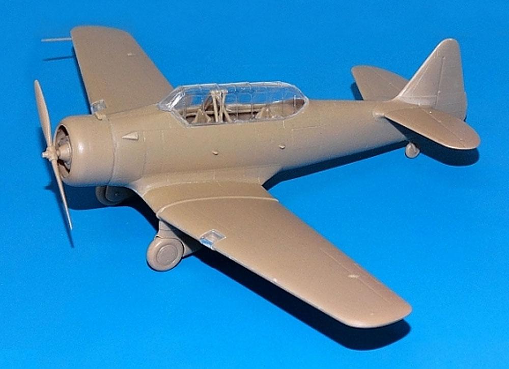 NA-64 イェールプラモデル(RSモデル1/72 エアクラフト プラモデルNo.92208)商品画像_3
