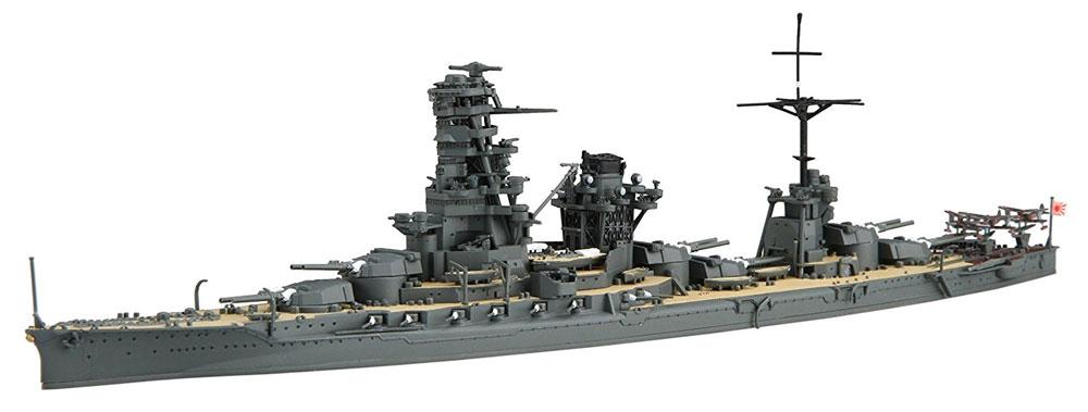 日本海軍 戦艦 日向 昭和16年 (1941年)プラモデル(フジミ1/700 特シリーズNo.097)商品画像_2