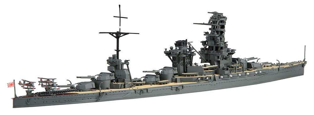 日本海軍 戦艦 日向 昭和16年 (1941年)プラモデル(フジミ1/700 特シリーズNo.097)商品画像_3