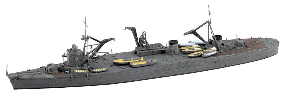 工作艦 明石 (艦隊コレクション)プラモデル(アオシマ艦隊コレクション プラモデルNo.035)商品画像_1