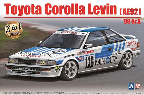 トヨタ カローラ レビン AE92