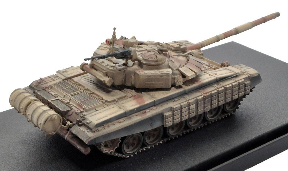 T-72BM コンタークト 1 ERA シリア紛争 アレッポ戦 2016完成品(モデルコレクト1/72 AFV 完成品モデルNo.MODAS72054)商品画像_3