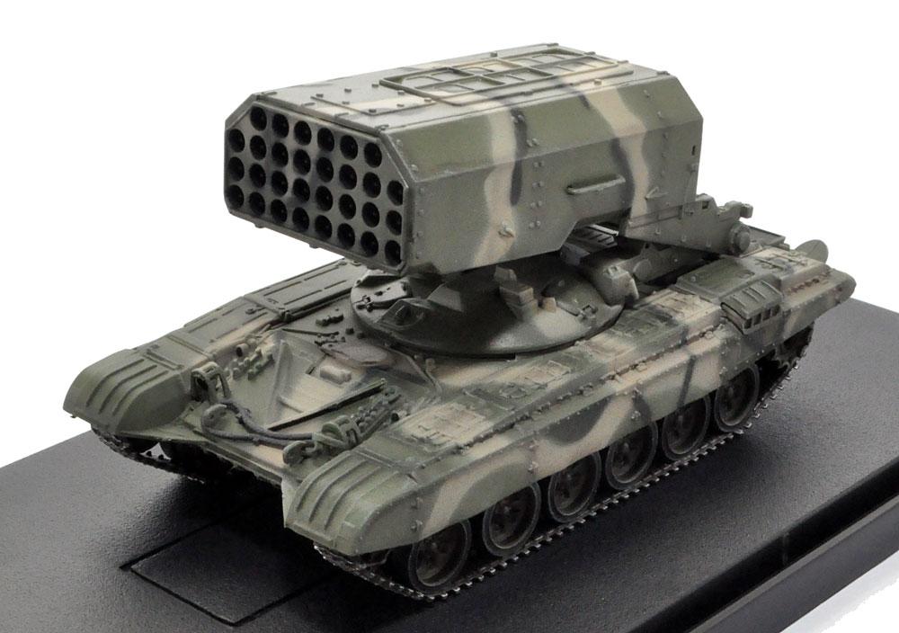 ソビエト陸軍 TOS-1 マルチプルロケットランチャー アフガン戦争 1988-1989完成品(モデルコレクト1/72 AFV 完成品モデルNo.MODAS72055)商品画像_2