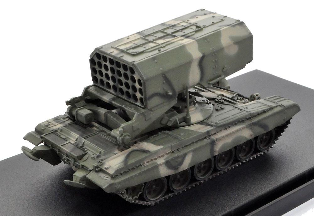 ソビエト陸軍 TOS-1 マルチプルロケットランチャー アフガン戦争 1988-1989完成品(モデルコレクト1/72 AFV 完成品モデルNo.MODAS72055)商品画像_3
