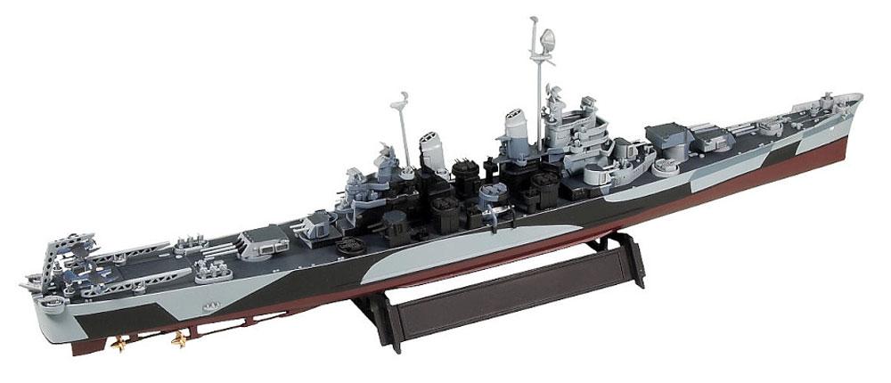 アメリカ海軍 重巡洋艦 CA-72 ピッツバーグ 1944プラモデル(ピットロード1/700 スカイウェーブ W シリーズNo.W198)商品画像_3
