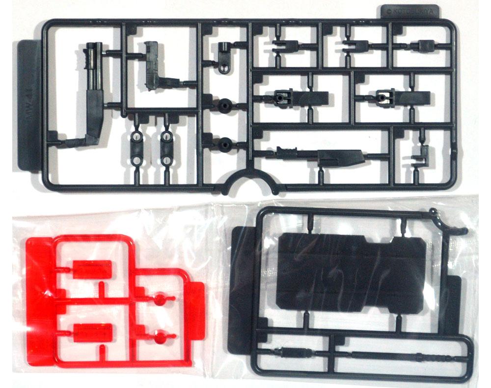 バリスティックシールドプラモデル(コトブキヤM.S.G モデリングサポートグッズ ウェポンユニットNo.MW-041)商品画像_1